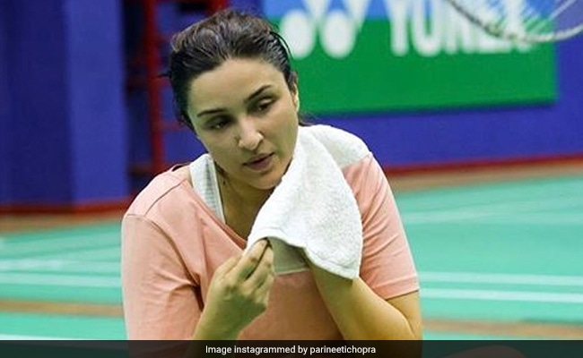 'S**t Happens': Parineeti Chopra Injured While Preparing For Saina Nehwal Biopic