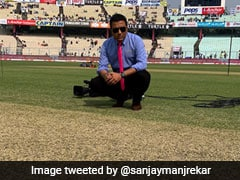 "Sanjay Manjrekar Says ""Love My Job"", Fans Come Up With Hilarious Memes On Twitter"