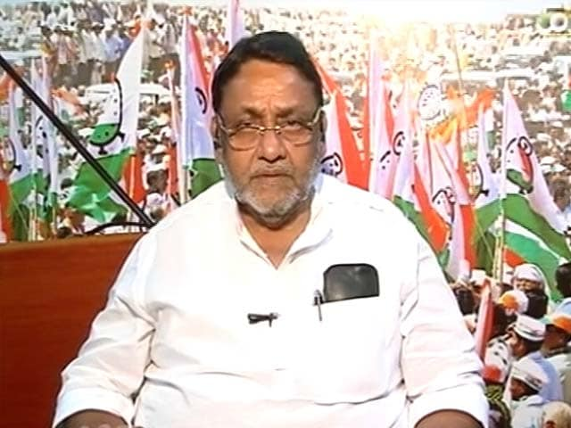 "Video : Will Sena Get Chief Minister's Post For Full Term? ""Let Us Discuss,"" Says NCP Mumbai Chief"