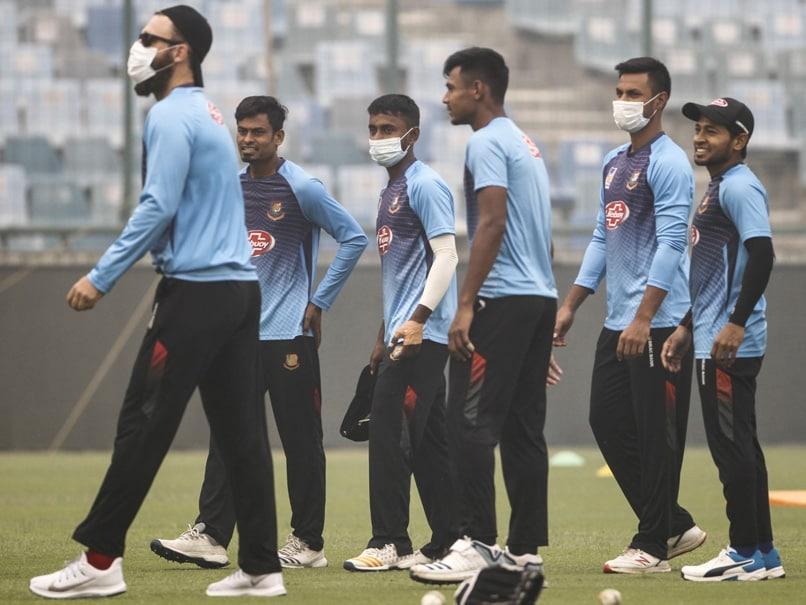 "India vs Bangladesh: ""Helpless"" DDCA Hoping ""Match Happens"" As Delhi Pollution Worsens"