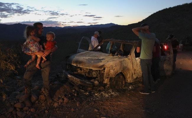 Boy Saw Mother, Siblings Die In Mexico Massacre. Walks Miles For Help