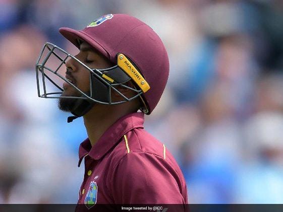 AFG vs WI 3rd ODI: वेस्टइंडीज के निकोलस पूरन ने बॉल टैंपरिंग की बात स्वीकारी, 4 मैचों के लिए बैन
