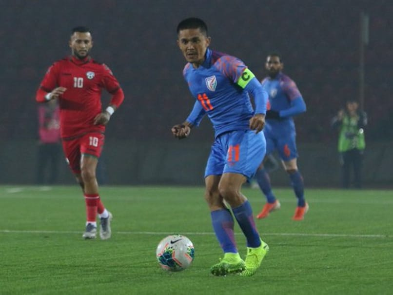 World Cup Qualifiers: thats how India holds Afghanistan to 1-1 draw