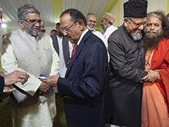 NSA Ajit Doval Meets Hindu, Muslim Religious Leaders Post Ayodhya Verdict
