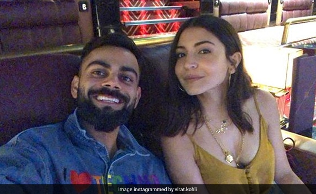 About Last Night: Virat Kohli Went To The Movies With 'Hottie' Anushka Sharma. See Pic