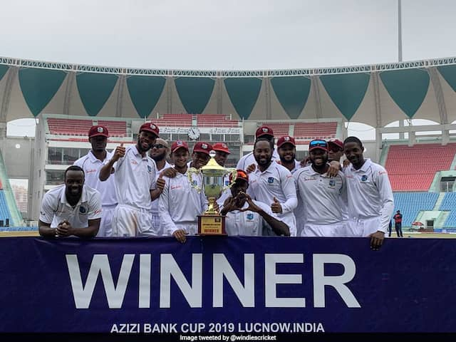 Rahkeem Cornwall Takes 10 As West Indies Crush Afghanistan Inside 3 Days In One-Off Test