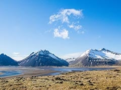 """""""Sad To See It"""": Iceland Students On Chilling Reality Of Melting Glacier"""