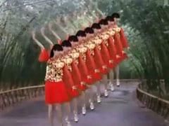 Viral Video: चीन की इन लड़कियों ने एक साथ किया ऐसा करतब, अमिताभ बच्चन भी रह गए दंग