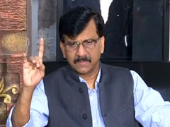 """Why Is UP Gangster Vikas Dubey's Encounter By Cops Being Questioned"": Sanjay Raut"