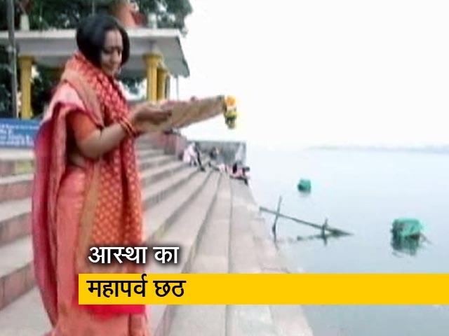 Videos : सुनिए स्मिता रंजन का छठ गीत... 'हे छठी माता'