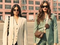 Sonam Kapoor And Sister Rhea Take Over Los Angeles. See Pic