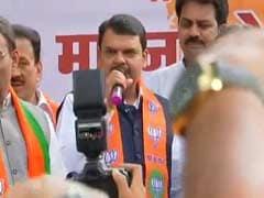 महाराष्ट्र के सियासी उटलफेर पर क्या-क्या बोले बीजेपी नेता...