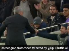 Champions League: Jose Mourinho Acknowledges Ball Boy