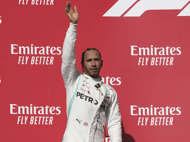 F1 To Become Carbon Neutral By 2030 Following Lewis Hamiltons Eco-Friendly Policy