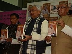 BJP के बागी नेता सरयू राय को मिला पुराने दोस्त नीतीश कुमार का साथ