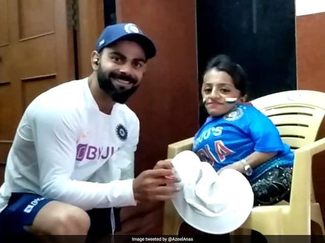 India vs Bangladesh: Virat Kohlis Heartwarming Gesture For Special Fan Wins Over Internet. Watch