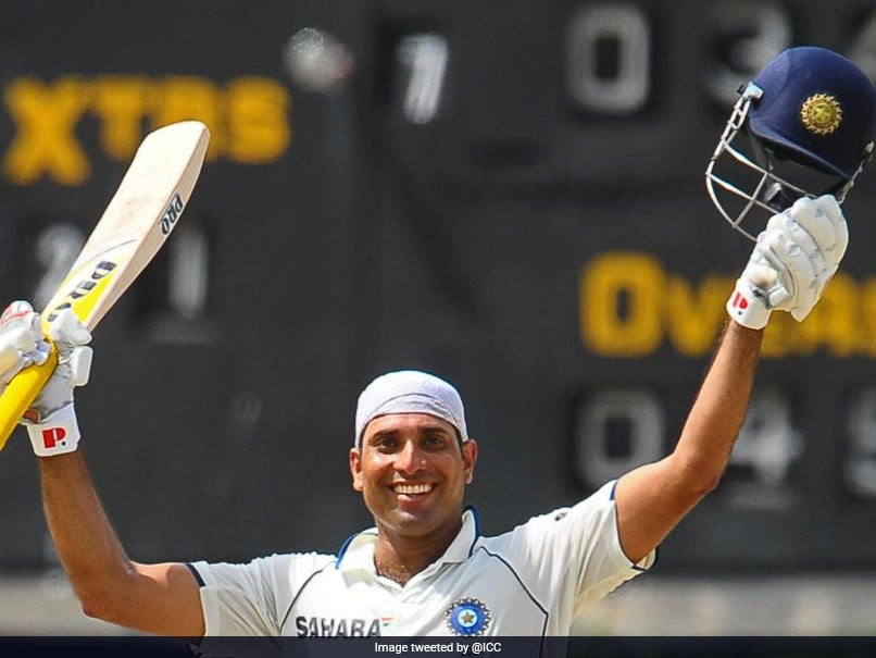 VVS Laxman Turns 45, ICC Recalls His Test Legacy