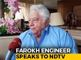 Video : Farokh Engineer: Credit To Sourav Ganguly For Thinking Ahead