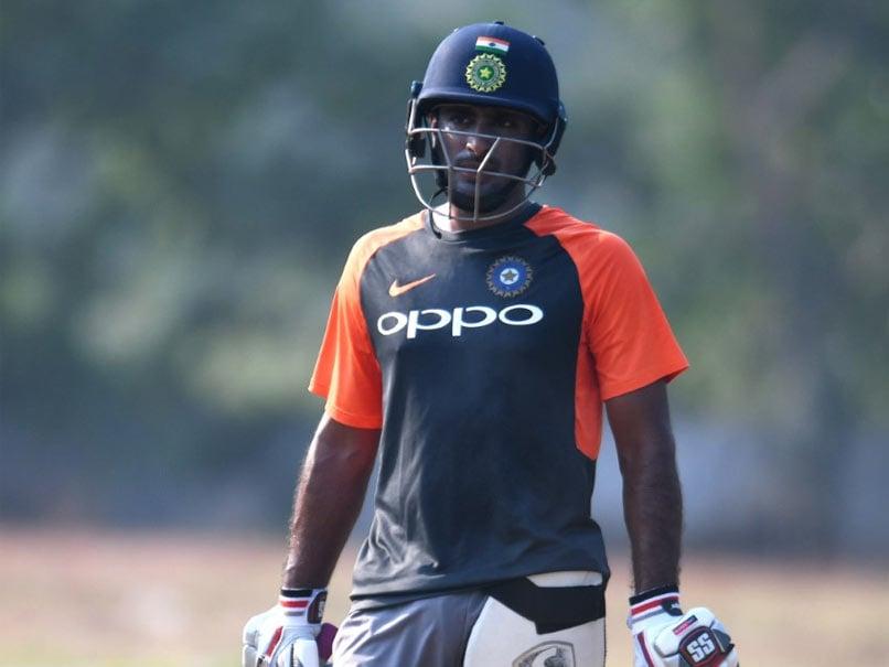 Ambati Rayudu Accuses Hyderabad Cricket Association Of Indulging In Corrupt Practices