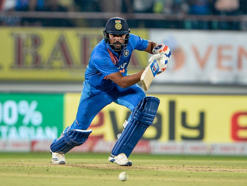 """Always Try To Do My Best"": Rohit Sharma After Match-Winning Knock"