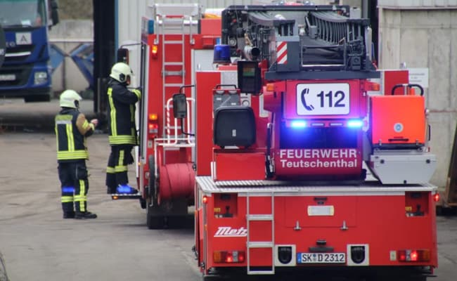 Coal mine accident injures 2, traps around 35 in Germany's Teutschenthal