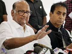 Sharad Pawar's Baffling Response On Sena Ahead Of Meeting Sonia Gandhi