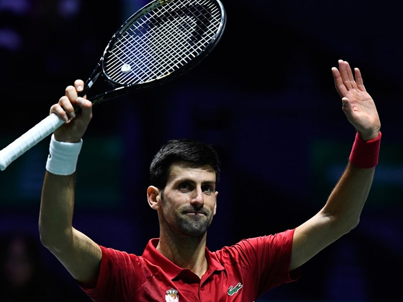 Davis Cup: Novak Djokovic Sends Serbia Through As France Knocked Out