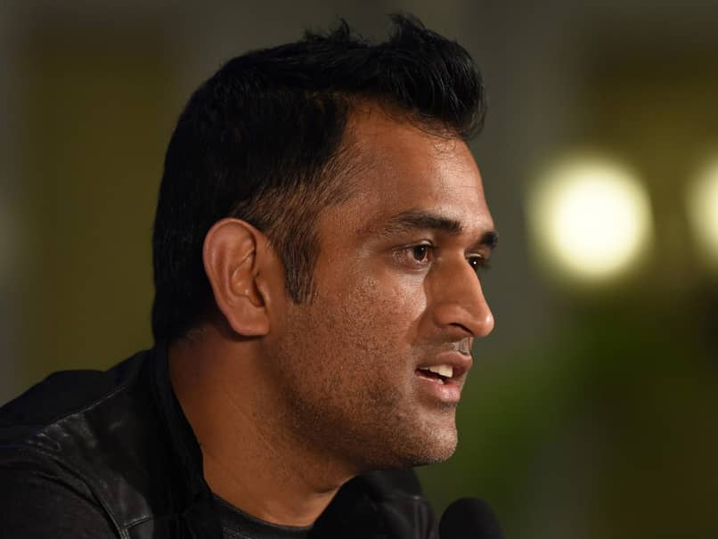 MS Dhoni says, Do not ask about cricketing future till January