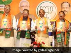 Jharkhand Assembly Election 2019: BJP  ने जारी किया 'संकल्पपत्र', प्रत्येक BPL परिवार को रोजगार का वादा