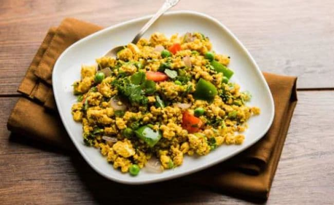 High-Protein Breakfast: Try This Paneer Bhurji Made Without Onion And Garlic For A Wholesome Meal