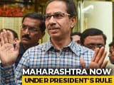 Video : Uddhav Thackeray-Congress Late Night Talks On Maharashtra Power-Sharing
