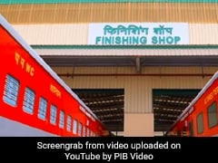 Robot To Welcome Visitors, Transport Documents At Raebareli Coach Factory