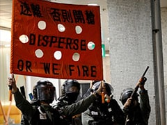 Protesters, Police Clash In Hong Kong Shopping Mall Ends In Bloodshed