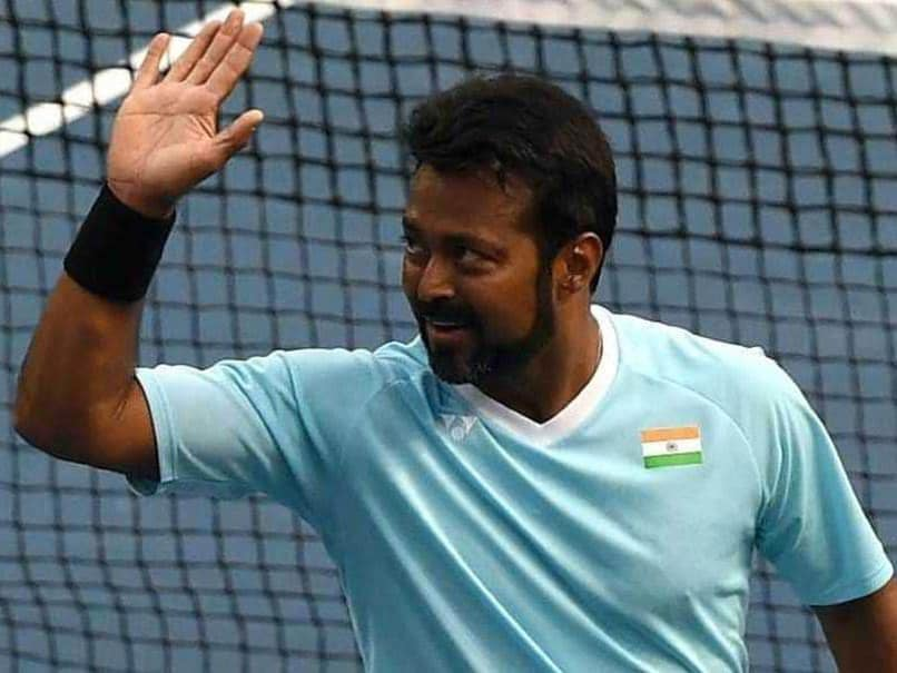 Davis Cup: Leander Paes Returns As India Squad For Pakistan Tie Announced