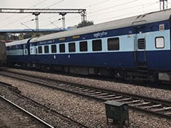 Over 2643 km Track Renewal Carried Out Till October: Railway Ministry