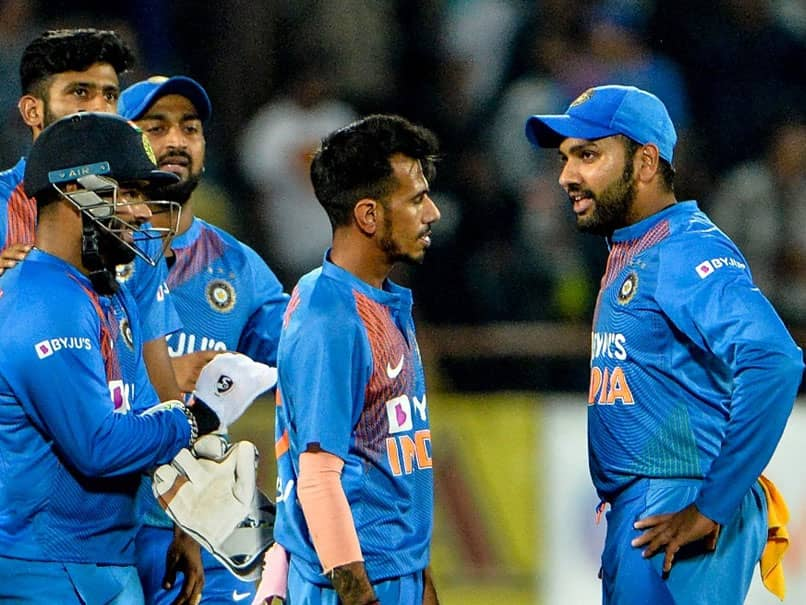 """Shreyas Iyer Reveals How Rohit Sharma Motivated Team When They """"Were Feeling The Pressure"""""""
