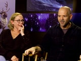 Video : Animation Artists Becky Breese And Tony Smeed On Disney's <i>Frozen 2</i>