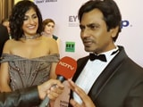 Video : Team <i>Sacred Games</i> At The International Emmy Awards 2019