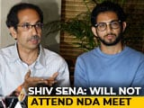 Video : Day Before Winter Session, 'Opposition' Sena To Skip NDA Meet