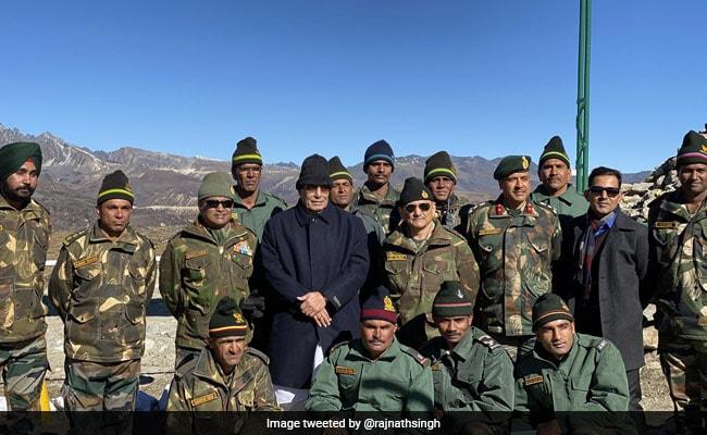 Armies of India, China Sensible Enough To Reduce Tensions: Rajnath Singh