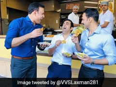 "India vs Bangladesh: VVS Laxman Accomplishes ""Mission Impossible"" With Photo Of Gautam Gambhir Laughing"