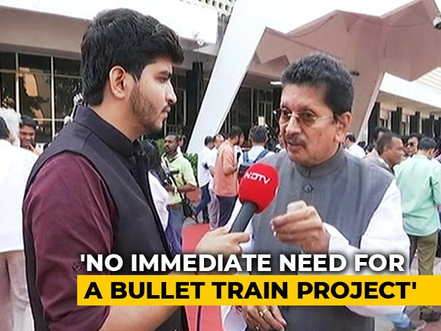 Video : Shiv Sena Critique Indicates Trouble For PM Modi's Bullet Train Project