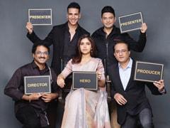<I>Durgavati</I>: Akshay Kumar Presents Bhumi Pednekar As 'Hero' Of New Horror-Thriller