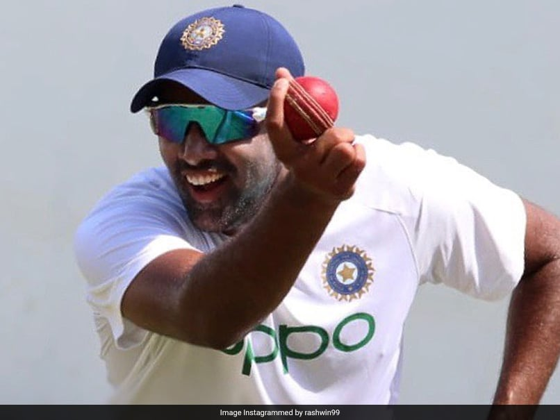 "Ravichandran Ashwin Breaks Into Laughter As Netflix India Offers Him ""Man Of The Watch Award"""
