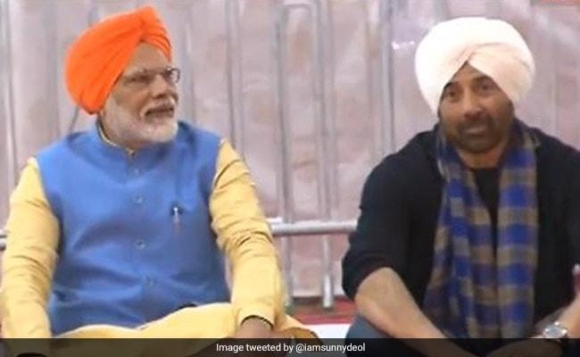 'Kartarpur Will Help Maintain Peace Between India, Pakistan': Sunny Deol