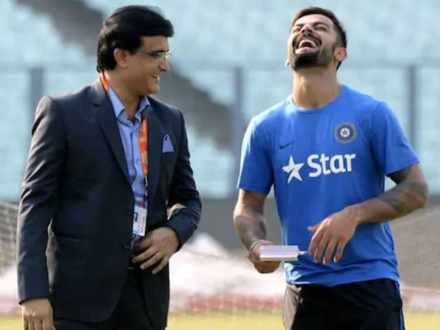 Virat Kohli Receives Praise From Sourav Ganguly After Scoring 27th Test Century