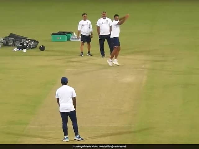 India vs Bangladesh: Ravichandran Ashwin Perfectly Mimics Sanath Jayasuriyas Bowling Action. Watch