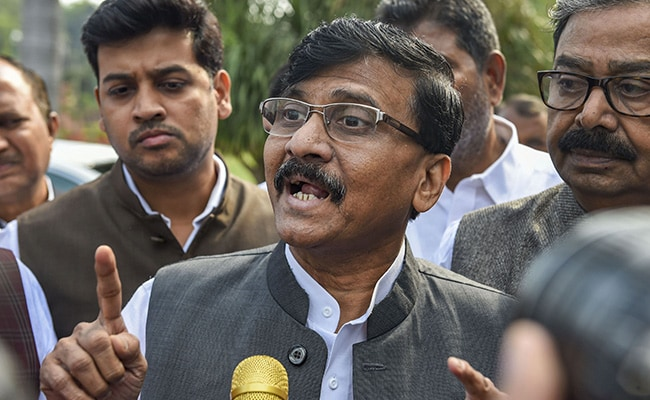 'NDA Not One Party's Property': Sena Leader On Parliament Seating Change
