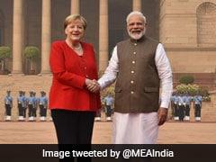 "Angela Merkel India Visit Highlights: German Chancellor Merkel ""A Good Friend"", Says PM Modi"