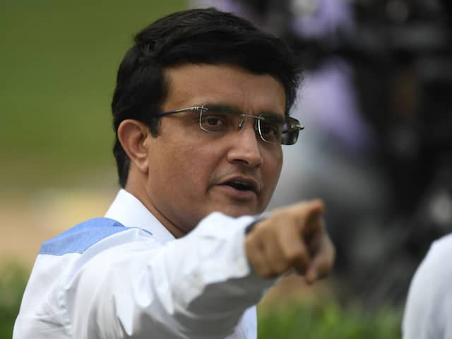 """""""Look Forward To 5 Days"""": Sourav Ganguly Shares Video Ahead Of Historic Day-Night Test"""
